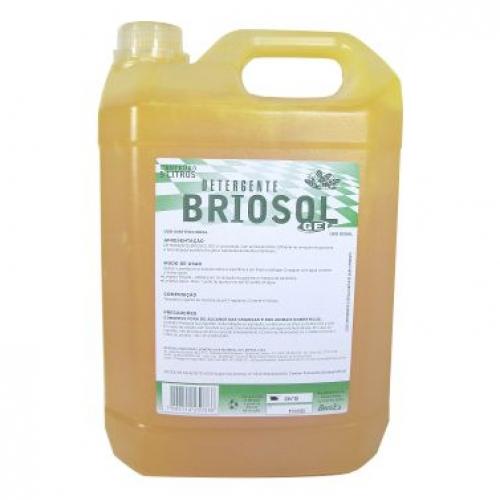 BRIOSOL PINHO GEL 5L