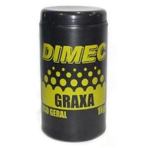 GRAXA LUBRIFICANTE 1 KG