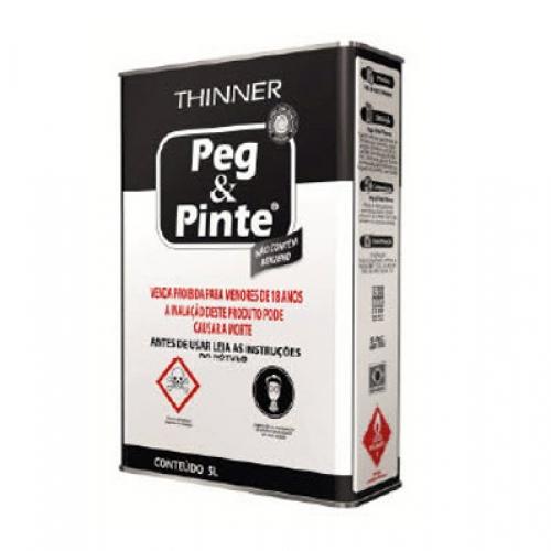 Redutor Thinner 5L